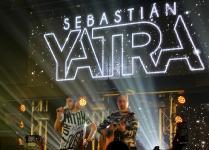 Sebastian Yatra se Presenta con un Gran Concierto en New York_37